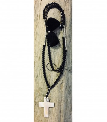 "Necklace ""CROSS NÁCAR"""
