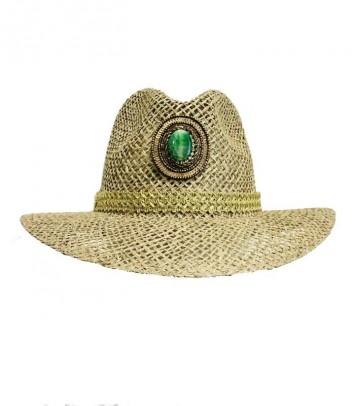 """Hat """"TURQUOISE IBIZA"""""""