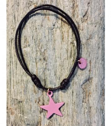 """PINK MICROSTAR"" Bracelet"
