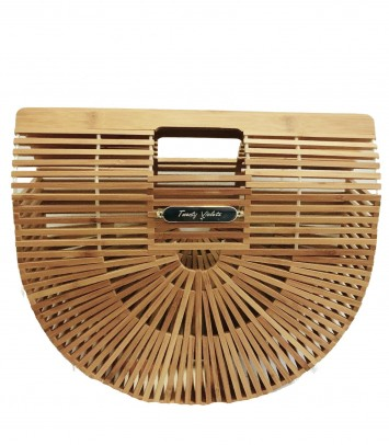 Bamboo bag BULUH NATURAL