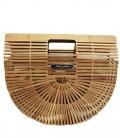 Bolso de bambú BULUH NATURAL
