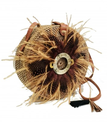 Wicker bag SAKUBULAT DUET