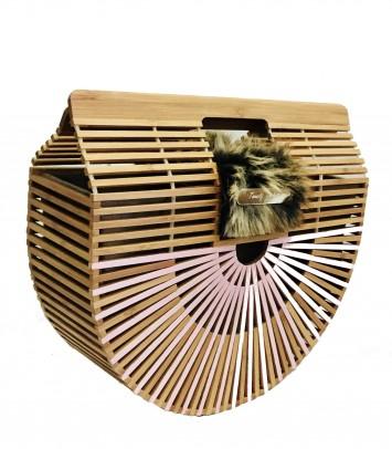 Bamboo bag SPECIAL BULUH PINK
