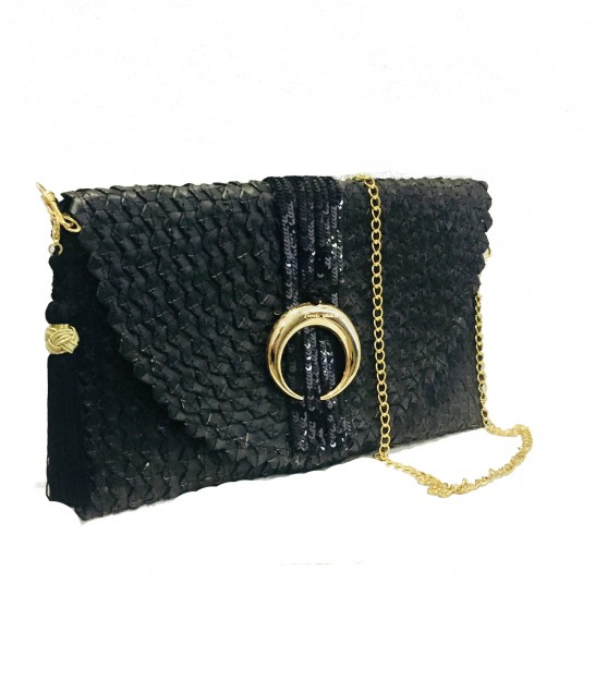 9139362a4 CLUTCH WITH HANDLE - Twenty Violets - Official Store