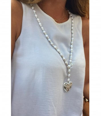 "Necklace nacre ""FIRENZE"""