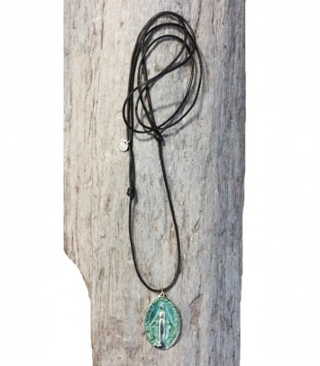 "Necklace ""VIRGIN TURQUOISE"""