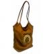 BROWN T-SHIRT BAG