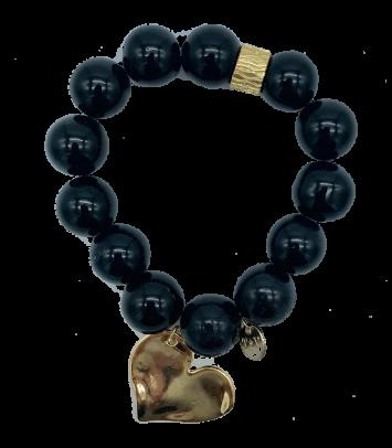 HEART ONIX Bracelet
