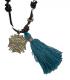 Cotton necklace ETHNOS