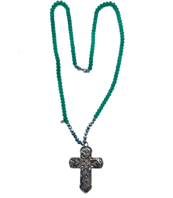 Necklace CROSS