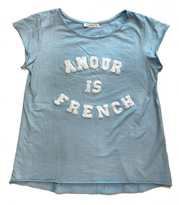 AMOUR IS FRENCH
