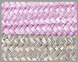 Bicolor Pink/Silver