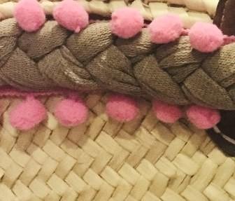 S'agaro Natural/Pink