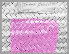 Dórica White/Pink