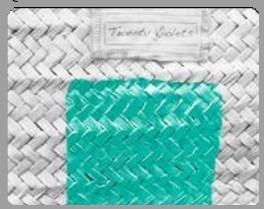 Dórica White/Turquoise