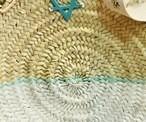Bora White/Turquoise