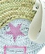Special L Hawai Natural/White - Pink Star