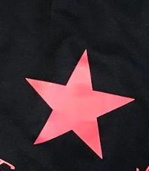 Azul estrella Rosa