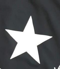 Azul Estrella Blanca