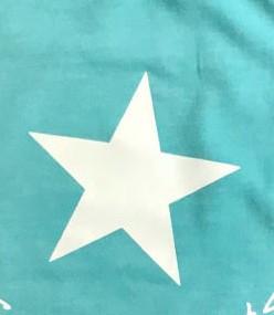 Turquesa Estrella Blanca