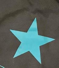 Gris Estrella Turquesa