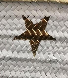 Blanco/ Estrella Oro