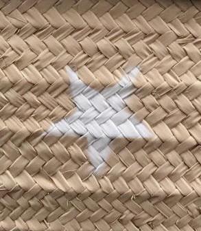 Beige/ Estrella Blanca