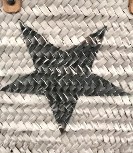 Blanco/Estrella Plata