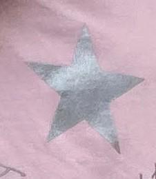 Rosa/Estrella Plata