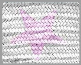 Star White/Pink
